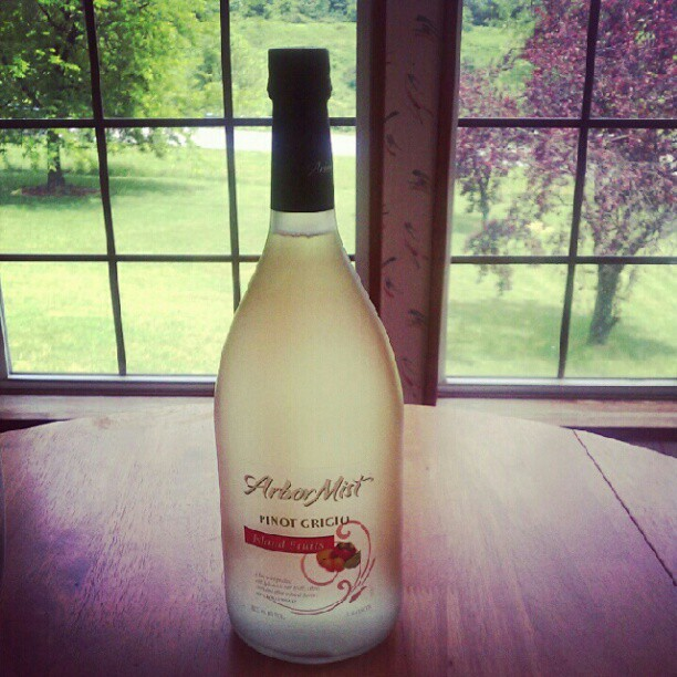 Arbor Mist: Day By Day: Drinky-Drink