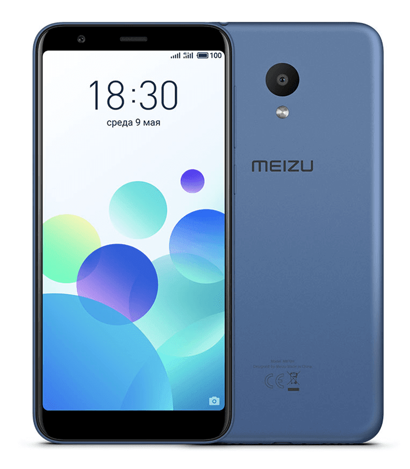 Meizu launches M8c with 5.45-inch 18:9 screen in Russia