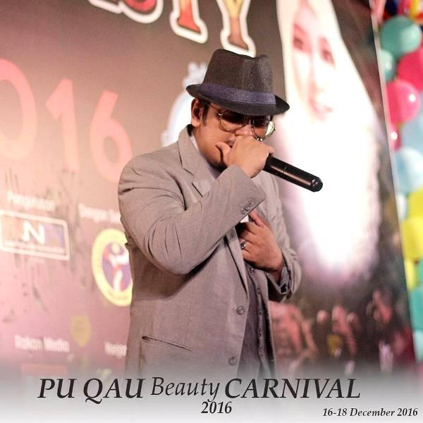 gambar-gambar pertandingan karaoke anjuran Puqau Beauty