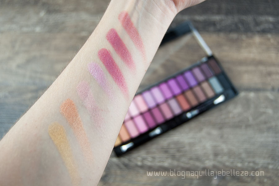 Magic Studio Naked Way de IDC Colors | Maquillaje de ojos barato
