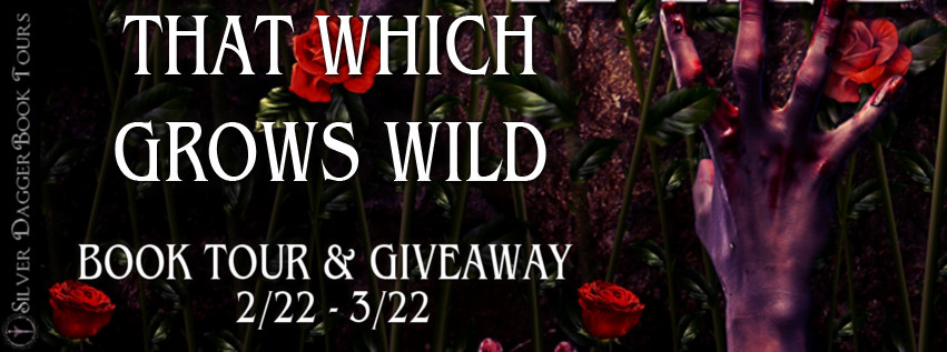 That Which Grows Wild by Eric J. Guignard book tour