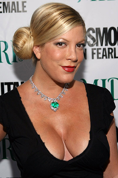 Matchless phrase, tori spelling breast pictures