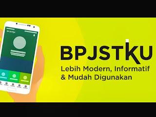 BPJSTKU Apk Layanan online terbaru BPJS Ketenagakerjaan