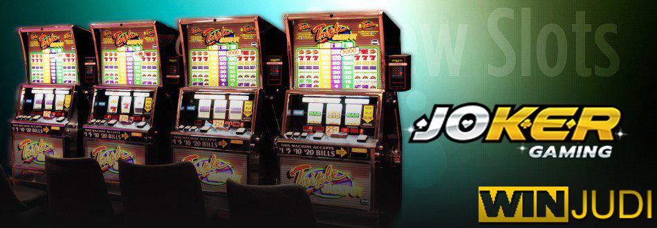 Situs Agen Resmi Judi Slot Online Joker123 Terpercaya