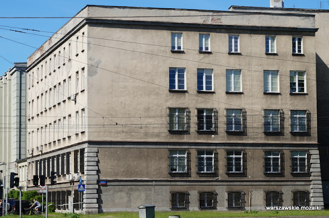 Warszawa Warsaw gmach Wolna Wszechnica Polska Paweł Wędziagolski 1929 Ochota