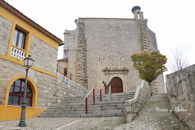Iglesia de san Pedro de Mucientes