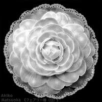 フェアリー椿(白)/松岡晶子digital art(ドロー,ペイント,写真)