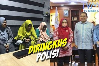 Ibu-Ibu 'Kampanye Hitam' Ternyata Relawan Prabowo - Sandi