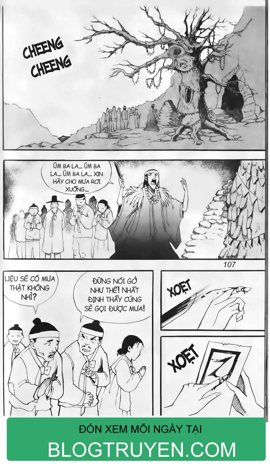 Hội pháp sư chap 36-a trang 22