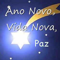 Ano Novo, Vida Nova...