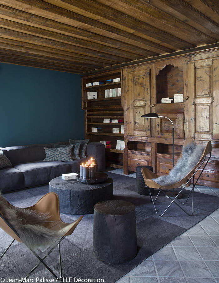 Decordemon neo rustic is chic for Salon industriel cosy