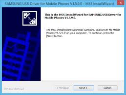 Samsung USB Driver for Mobile Phones 1.5.56 Download