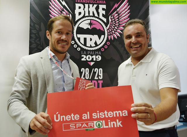 Spar La Palma, con el mejor suministro para la Transvulcania Bike