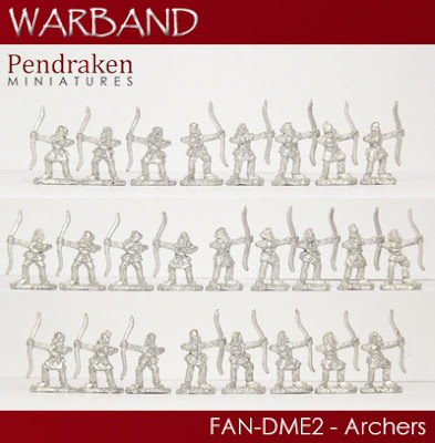 FAN-DME2   25 x Archers