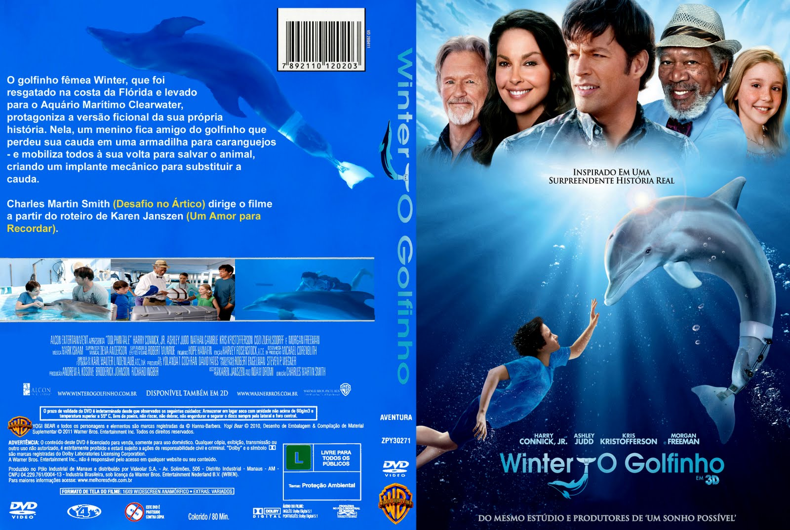 winter o golfinho bdrip dublado