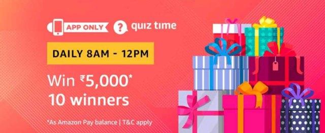 amazon-quiz-8-january-win-5000