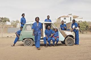 La mecánica no es sólo cosa de mujeres… tampoco en Burkina Faso