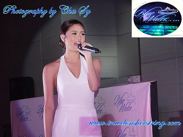 Kim Chiu, Chinita Princess, Brand Ambassador, Bluewater Day Spa