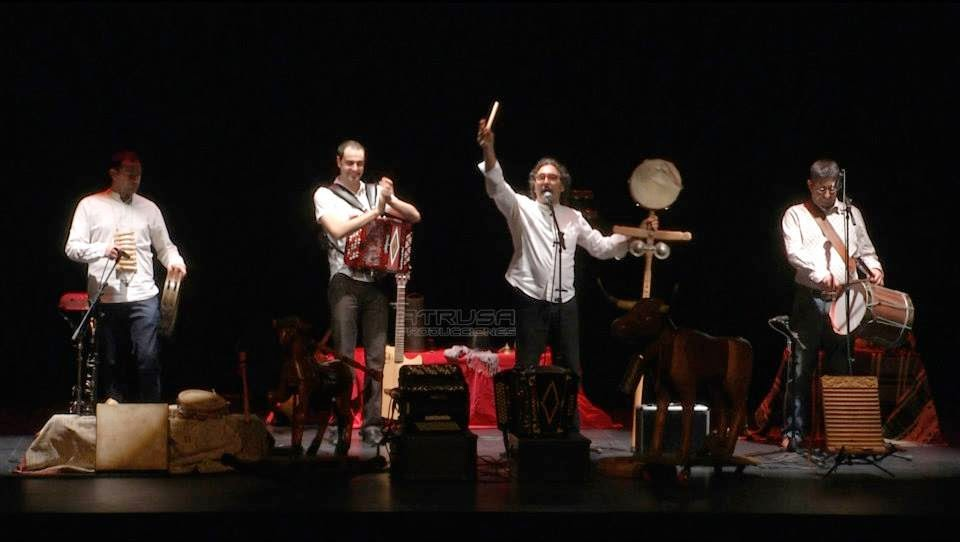 23/Junio. Noche de San Juan. Concierto de Gabriel Calvo y la Fabulosa Retahíla. Guijuelo