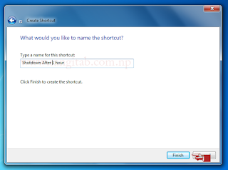 Shutdown Timer For Your PC/Laptop.