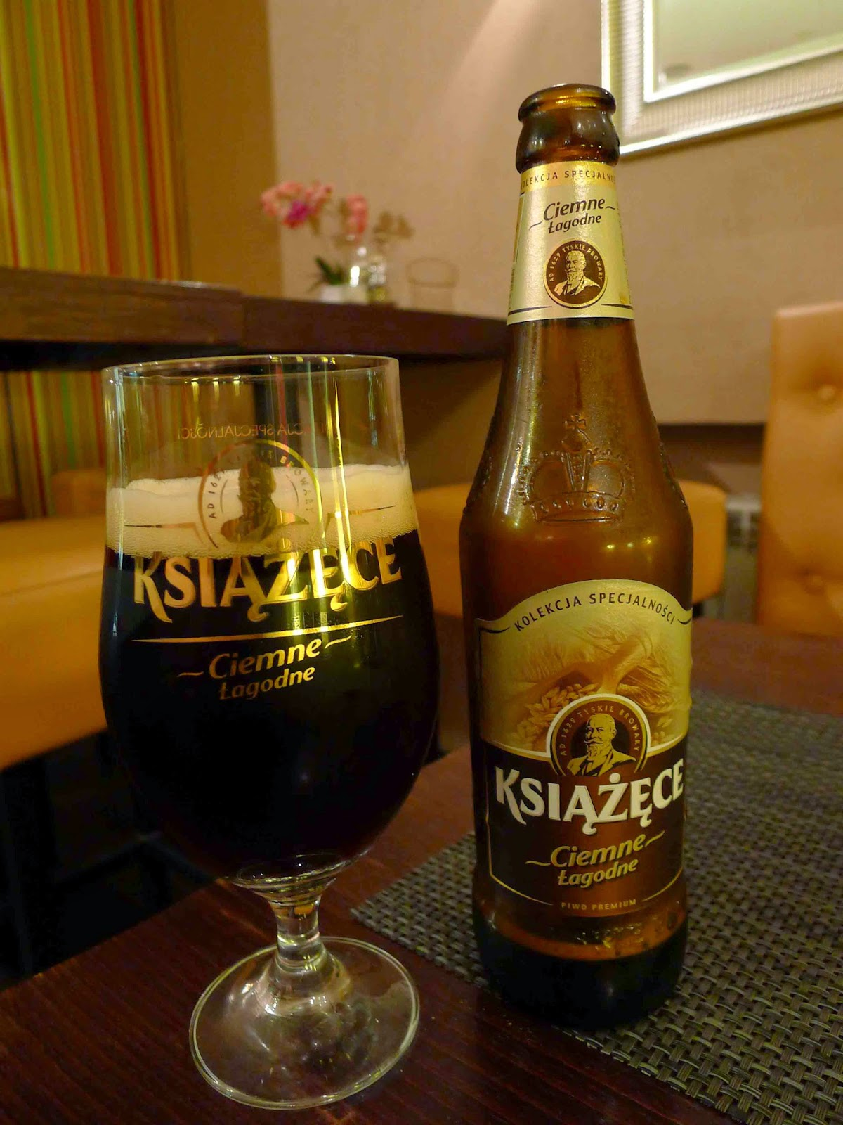 Ksiazece Dark Beer