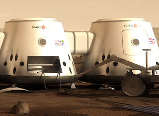 mission mars one pods - photo #8