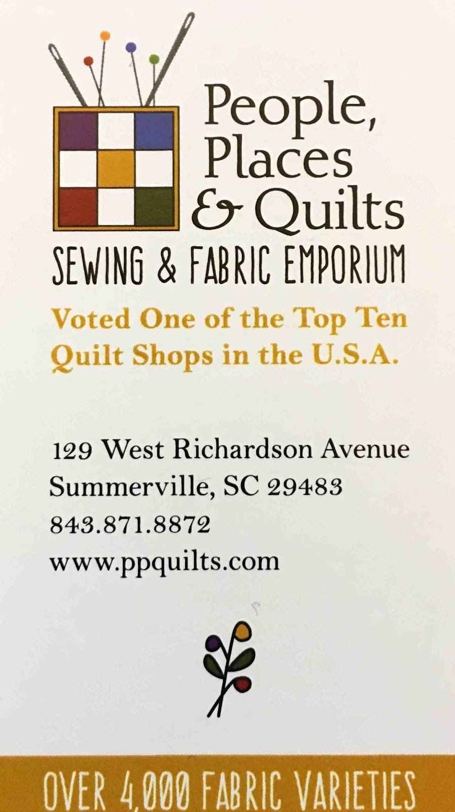 Cat Patches: Quilt Shop: People, Places & Quilts; Summerville, SC : people places and quilts - Adamdwight.com