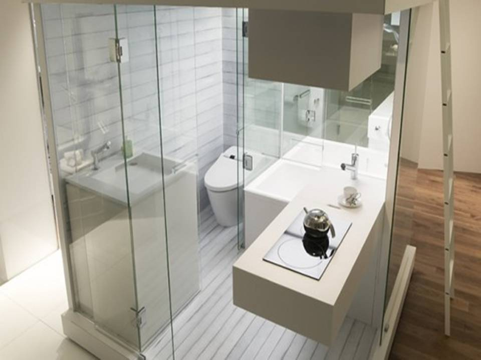 Luxury Small Bathroom Gallery