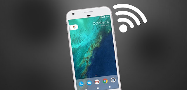 How to Solve Google Pixel and Pixel XL Switching Between Wi-Fi and Data