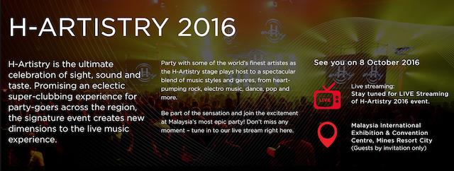 H-Artistry 2016