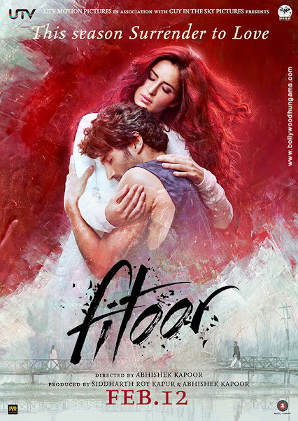 Fitoor (2016) Movie Poster No. 5
