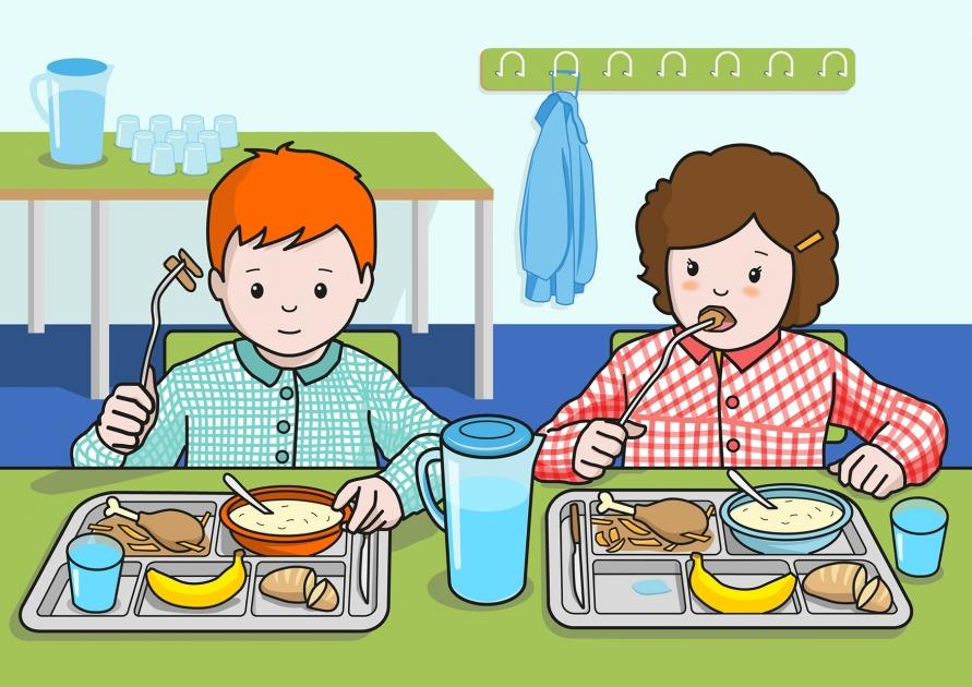 Niños Con Comida Imágenes Y Dibujos Blog De Imágenes