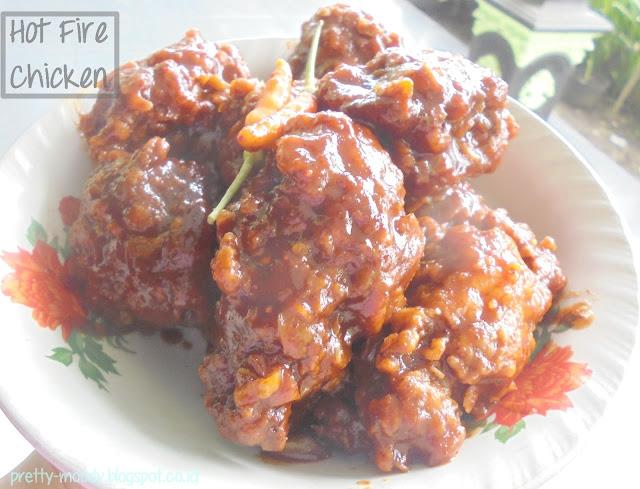 Resep Hot Fire Chicken