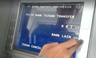 Besar Biaya Transfer Uang Dari Rekening ATM BRI ke BCA