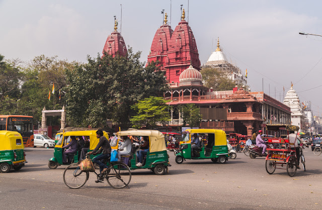 Delhi,Best Cities to Visit in India