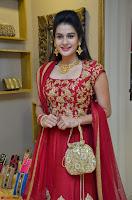 Jenny Honey in Stunning Dark Red Anarkali Dress at Splurge   Divalicious curtain raiser ~ Exclusive Celebrities Galleries 033.JPG