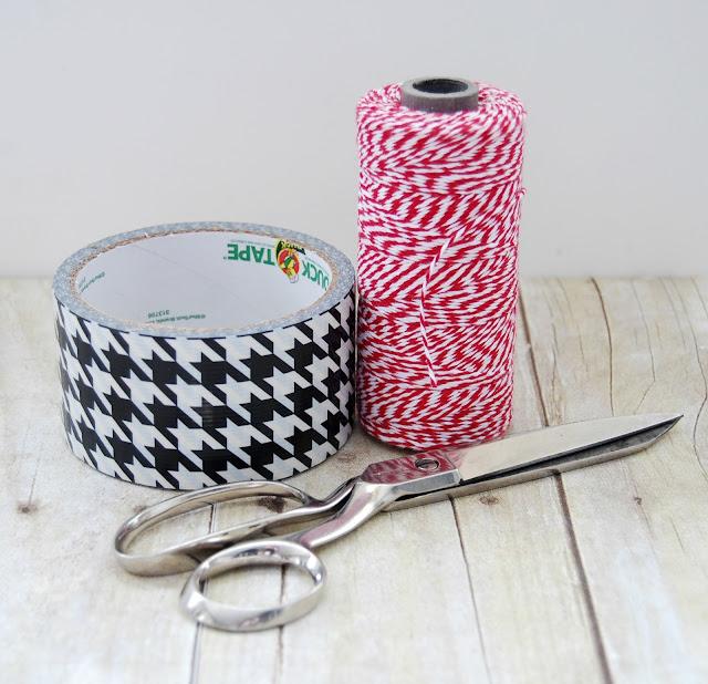 duct tape valentine craft