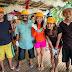 Palawan: Puerto Princesa City - Spelunking & Ziplining at UgongRock rocks!