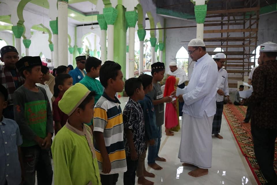 Lembaga Peduli Dhuafa Santuni Dhuafa dan Yatim dalam kegiatan Buka Puasa bersama Perdana Di Aceh Timur