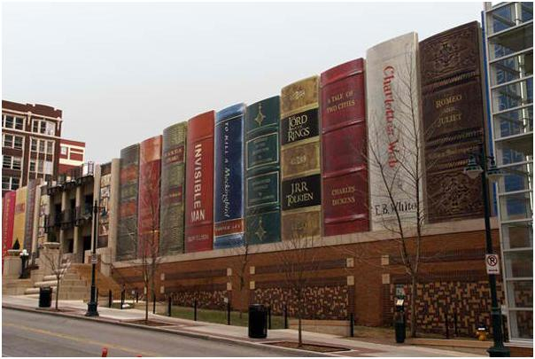 Kansas City Public Library, Missouri, United-States