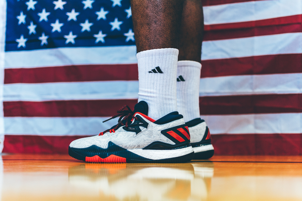 new product 55e29 b397d adidas CrazyLight Boost 2016 James Harden PE Liberty Edition (USA Inspired  Colorway) Out now in the Philippines Price, Photos, Availability and More  Here!