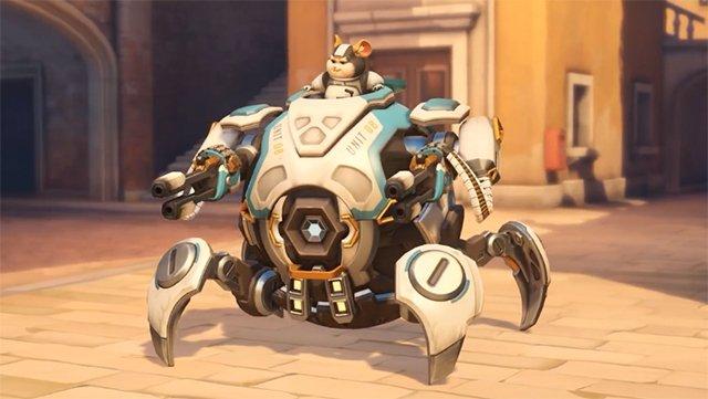 Hammond llegará a Overwatch el 24 de julio