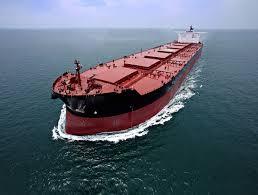 Jenis Kapal Menurut Bahan dan Alat Penggeraknya, kapal bulk carrier