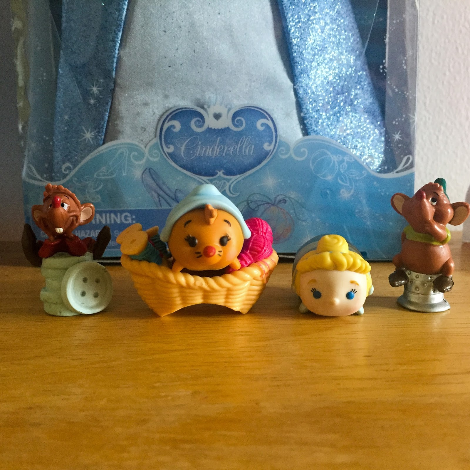 Cozy Comforts and Dolls: Disney Haul, Tonner Cinderella and Disney ...