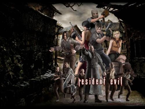 Save Data Resident Evil 4 [PC] 100%