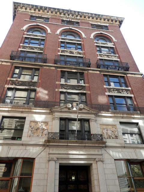 Beacon Hill Immeuble Ally McBeal