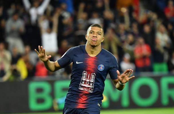 Хет-трик Мбаппе принёс «ПСЖ» победу в матче с «Монако»