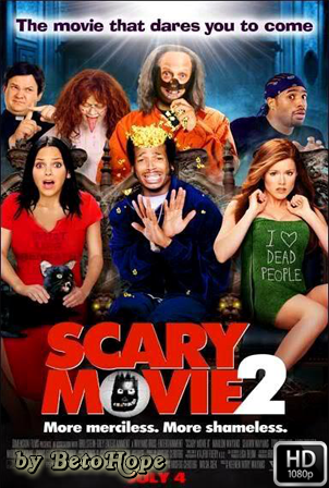 Scary Movie 2 [1080p] [Latino-Ingles] [MEGA]