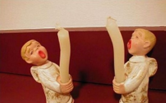 You Will Need To Look At These 15 Confusing Pictures Twice - Have You Ever Seen A Candle Stand