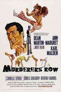 Watch Murderers' Row Online Free in HD